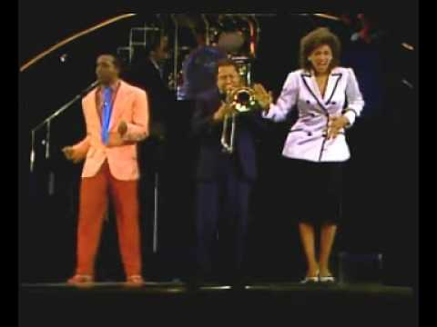 Take The A Train - Phyllis Hyman and Hinton Battle