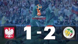Highlights Polonia vs. Senegal #TyCSportsMundial
