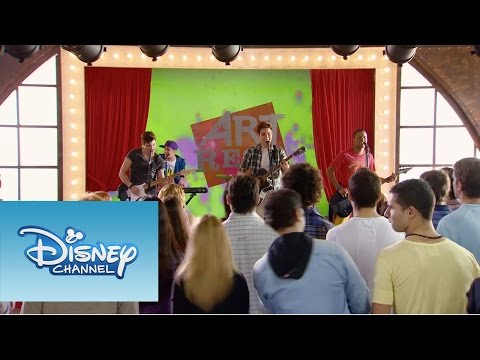 Are You Ready for the Ride? - Boys Band | Momento Musical | Violetta