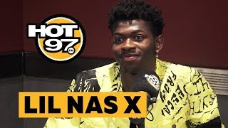 Rosenberg Confronts Lil Nas X & Talks VMA Performance, Cardi B + The Making Of 'Old Town Road'