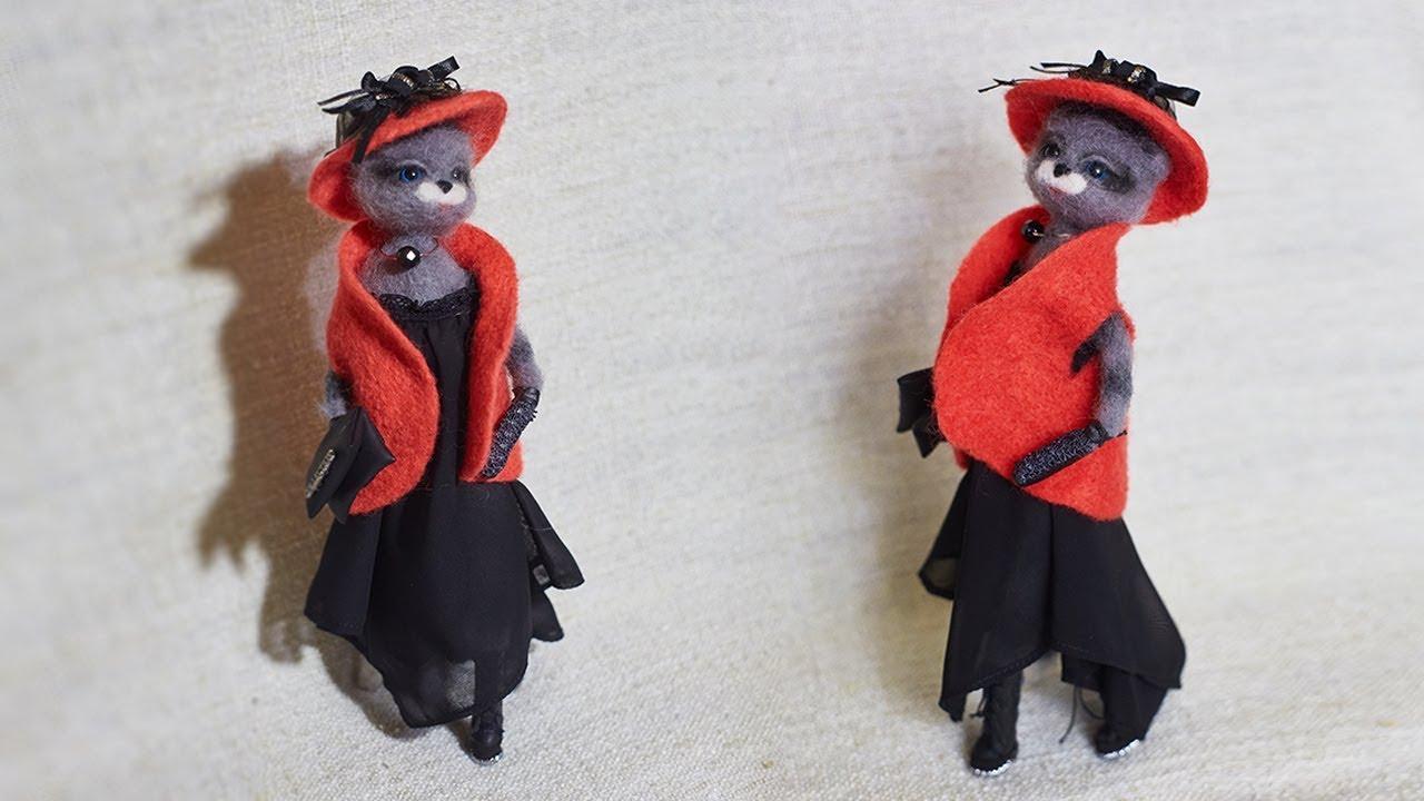 Куклы своими руками валяние мастер 1063