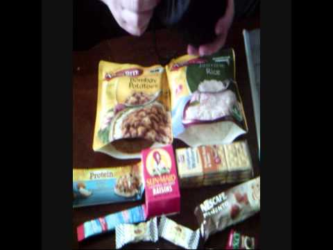Homemade MRE (Meal Ready to Eat) Review