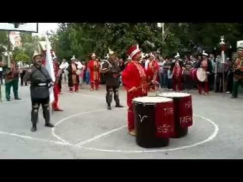 Tire Mehter Takımı Tire İmam Hatip Lisesi Pilav Günü Konseri
