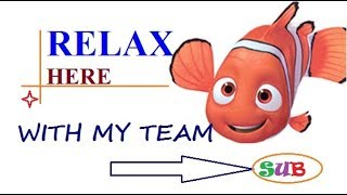 RELAX WITH MY TEAM | funny troll