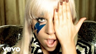 Watch Lady Gaga Just Dance video