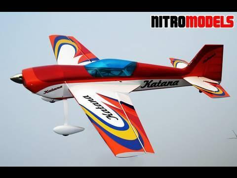Katana 50cc Aerobatic RC Plane