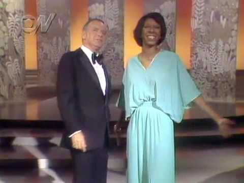 Frank Sinatra and Natalie Cole -