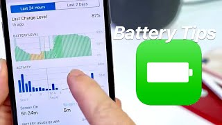 iOS 12 Battery Saving Tips & Secrets To Get Great Battery Life