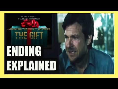 The Gift - Ending Explained (SPOILERS)   VIDEOS68.COM