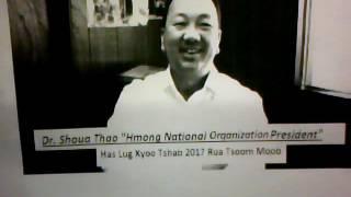 Dr. Shoua Thao