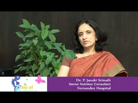 Joy Of Pregnancy || Prenatal Nutrition Tips || By Dr. P. Janaki Srinath