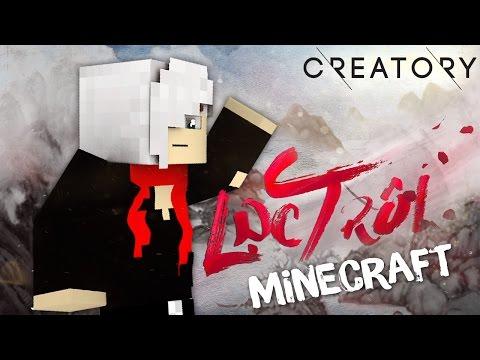 LẠC TRÔI   MUSIC VIDEO   SƠN TÙNG M-TP (Minecraft Parody)