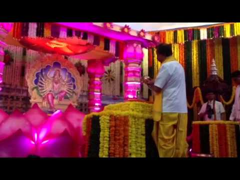 Jalabhishek Performed Of Idol Sadguru Bapu video