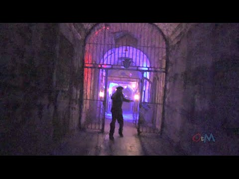 Terror Behind the Walls 2014 - Machine Shop haunted house &...