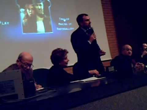 Conferenza Stampa -Ultimo Capitolo