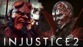 Injustice 2: Even More Guest Characters?!