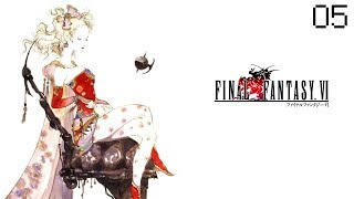 Memo Memo Plays Final Fantasy VI - PART 5 - John The Assassin