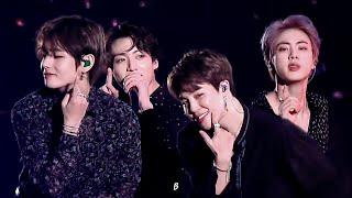 Download lagu [방탄소년단/BTS] 보조개(Dimple) 무대 교차편집(stage mix)(Lyrics ver)