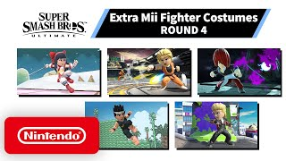 Super Smash Bros. Ultimate - Mii Fighter Costumes #4 - Nintendo Switch