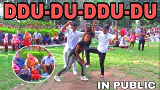 ( KPOP IN PUBLIC ) BLACKPINK DDU-DU DDU-DU 뚜두뚜두 DANCE COVER by WeNotDancer