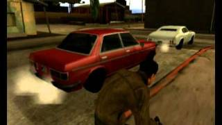 GTA San Andreas - Vito Scaletta from Mafia 2 in San Andreas