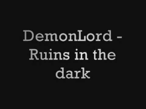 Demonlord - Ruins In The Dark