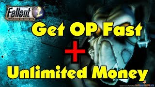 Fallout 2 - Guide - Getting Overpowered Early and Unlimited Money Trick