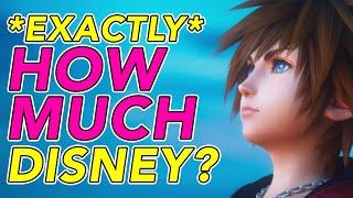 "EXACTLY How ""Disney"" Is Kingdom Hearts 3?"