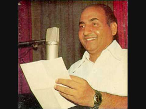 Tribute To Mohd Rafi Mujhe Bhool Jana by: Nasir (VOCALS ONLY...