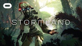 Stormland   E3 Announce Trailer   Oculus Rift