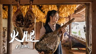 Ham, the Soul of Yunnan Cuisine