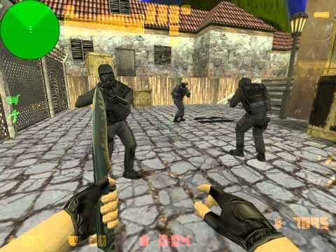 markeloff vs. ESC @GameGune 2011 Part 2