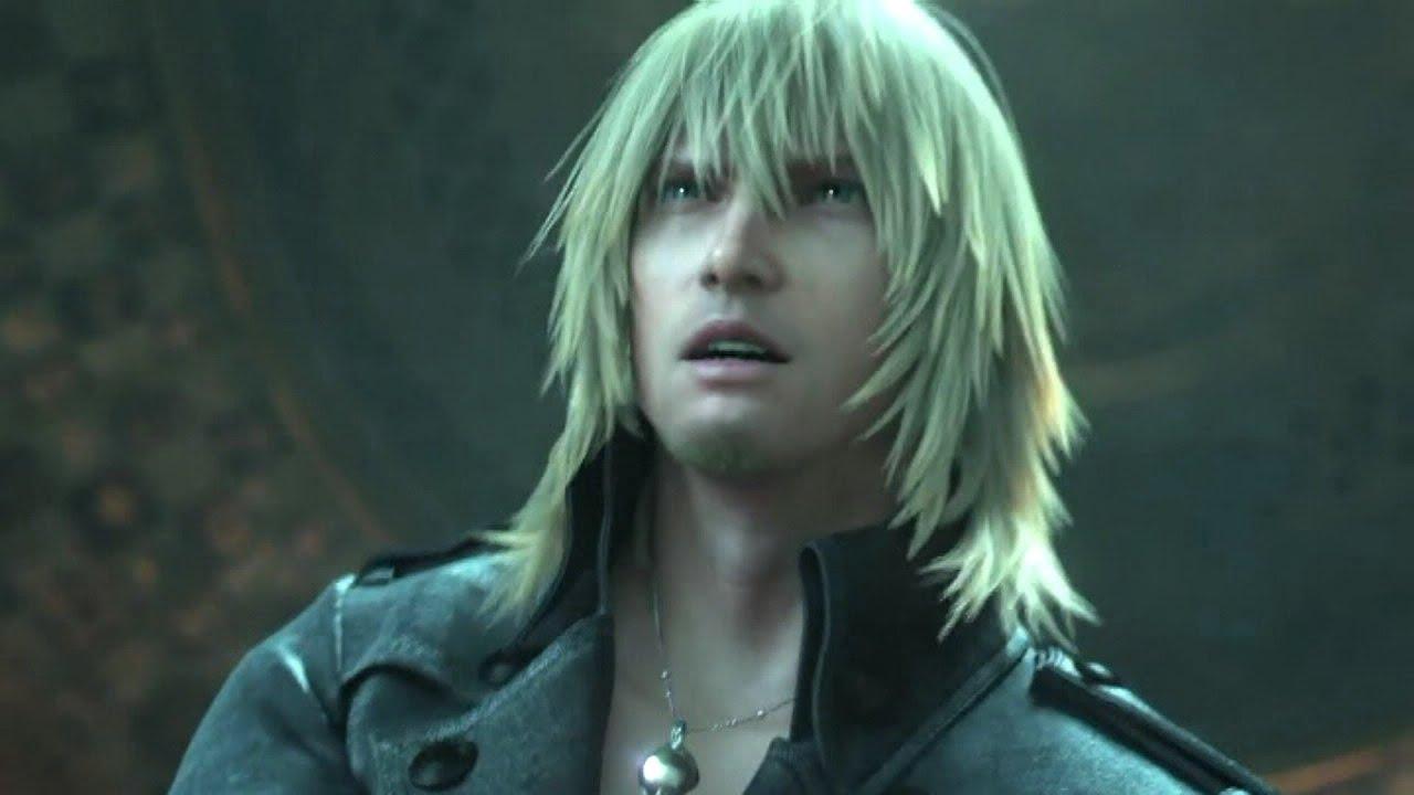 Snow Villiers Returns Final Fantasy XIII Heart Of Gold
