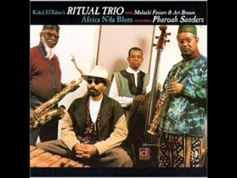 Kahil El'Zabar's Ritual Trio - Autumn Leaves