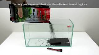 Mr. Aqua Planted Aquarium Soil ( Benefits and cleanliness )