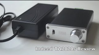 Indeed TA2020 Amp review