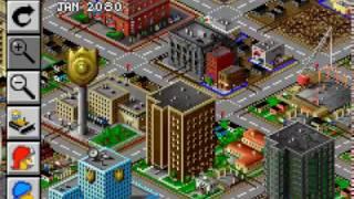 Simcity 2000 (GBA 2003)
