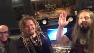 KORPIKLAANI - New Album (Studio Update trailer #1)