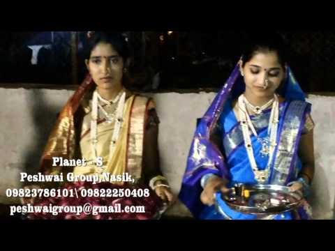 Dhol For Ganesh Puja, Durga Puja, Jain Diksha Procession & Celibration - Peshwai Group Nasik video