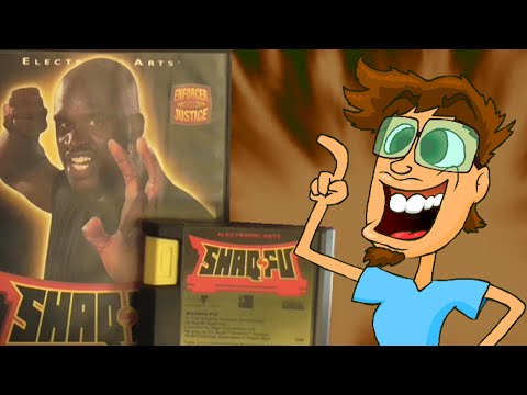 Peter Reviews: Shaq-Fu