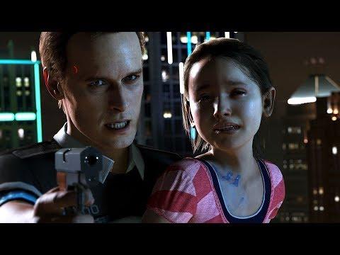 《底特律:變人 》試玩版多分歧深度劇情!能打出完美劇情嗎??