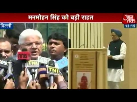 Coal Scam: Relief For Manmohan Singh As SC Stays Summons Against Him