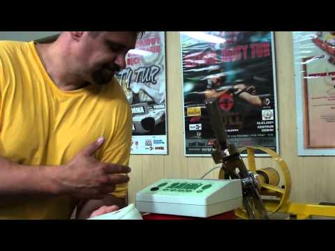 Igor Mazurenko - Rehabilitation of armwrestling - (1)