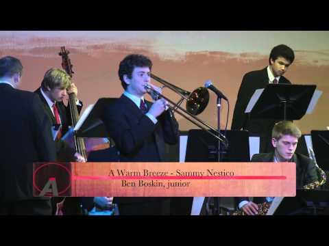 Albany High School Winter Jazz and Rhythm Bound Concert 2012