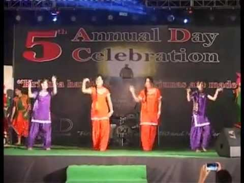 Bhangra & Gidda Performance by I.H.M Dehradun