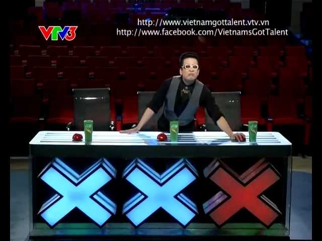 [FULL] Vietnam's Got Talent 2012 - Tập 1 Vòng loại sân khấu (02/12/2012)