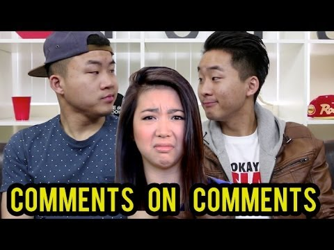 THINGS ASIAN GIRLS LIKE - Comments on Comments
