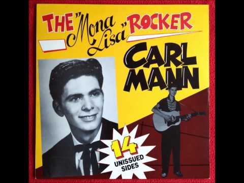 Carl Mann - Even Though