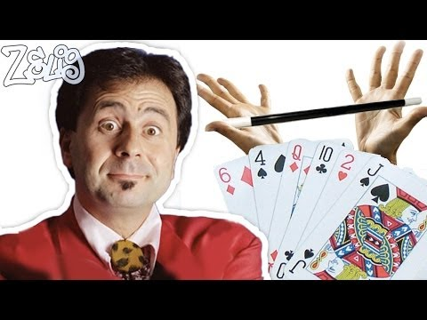Tutorial di magia – Il Mago Forest a Zelig