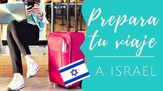 PREPARA TU PRÓXIMO VIAJE A ISRAEL!